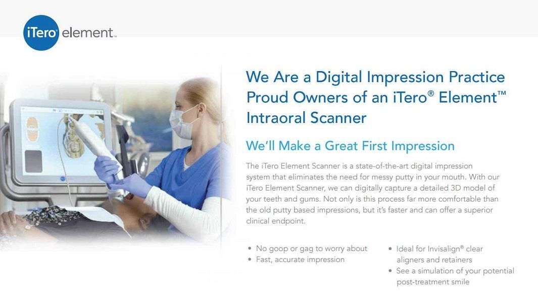 iTero Element Features